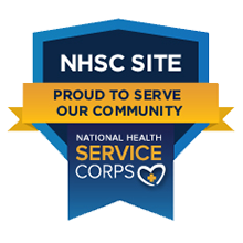 National Health Service Corps Badge