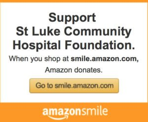 AmazonSmile - St. Luke Foundation