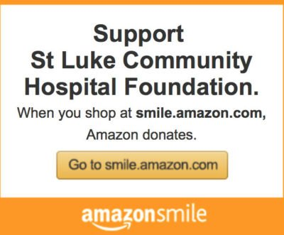 Support St Luke Community Foundation - smile.amazon.com