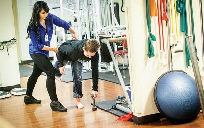 No referral needed: Patients have direct access to physical therapy
