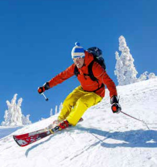 Tips to prevent ski injuries