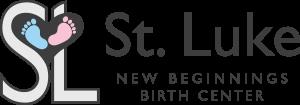St. Luke New Beginnings Birth Center Logo